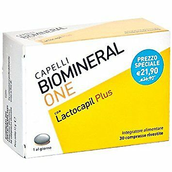 Meda Pharma Spa Biomineral One Lactocapil Plus 30cpr