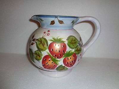 Heritage Mint Ltd. Black Forest Fruits 80 Oz. Pitcher
