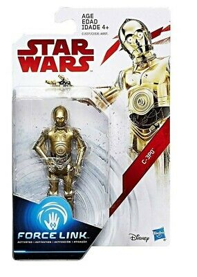 Solo A Star Wars Story Force Link 2.0  C-3PO Action Figure Hasbro