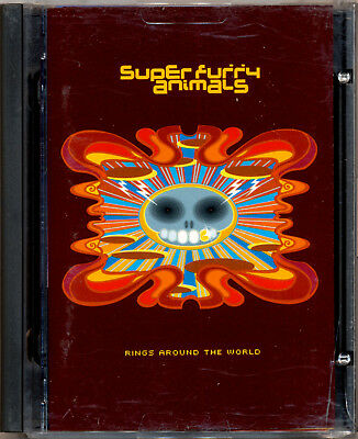 SUPER FURRY ANIMALS Rings Around The World   Minidisc MD