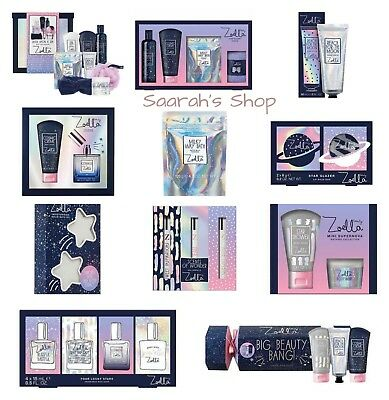 Brand New 2018 Zoella Winter & Christmas Bath & Body Gift Collection
