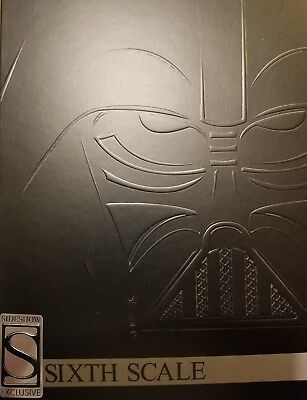 Sideshow Darth Vader Deluxe Sixth Scale Figure - Exclusive 1000761 New