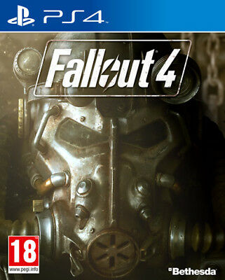 Fallout 4 PS4 Playstation 4 IT IMPORT BETHESDA
