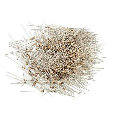100PCS Resistors 1K Ohms OHM 1/4W 5% Carbon Film NEW