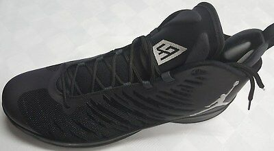 5367bbc06458 Nike Jordan Super Fly 5 Black