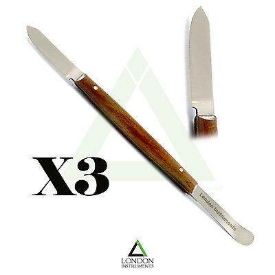 Dental Wax & Modelling Carving Fahen Stock Large Knife Laboratory Instruments
