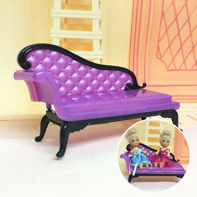 Mini Doll House Furniture Sofa Gifts Toy Small Decor Plastic Wedding Business