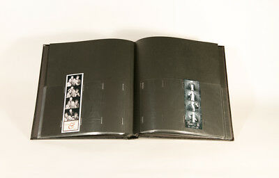 Photo Booth Album Slide in pages 2x6 inch photo booth scrapbook