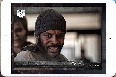 EPOCH WAVE 3 MARATHON TYREESE Topps Walking Dead Card Trader Digital