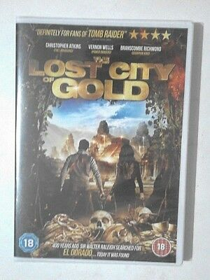 The LOST CITY of GOLD DVD NEW and SEALED