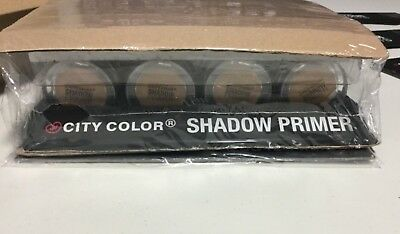Wholesale lot City Color Shadow Primer Eye Shadow Primer 24 pieces W6432