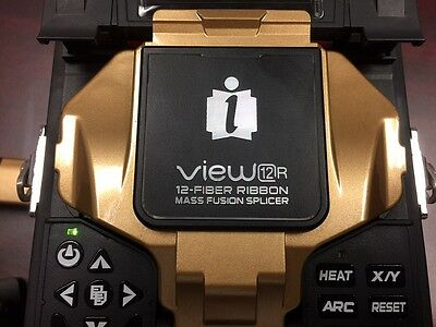 """Inno View 12R Ribbon Fusion Splicer """"new""""  With Factory 3 Year Warranty"""