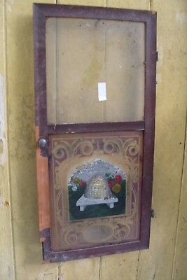 Clock Parts Usa Jerome Wall  Clock  Front Door With  Glass  Top  And  Bottom
