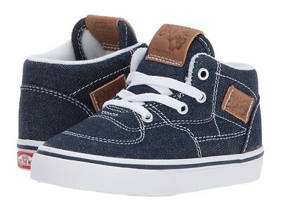 d955a61026 VANS HALF CAB C L Dressblues Chipmunk Toddler Shoes 6 -  34.95 ...