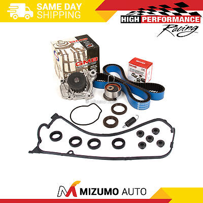 TIMING BELT KIT AISIN Water Pump Valve Cover Gasket Fit 01