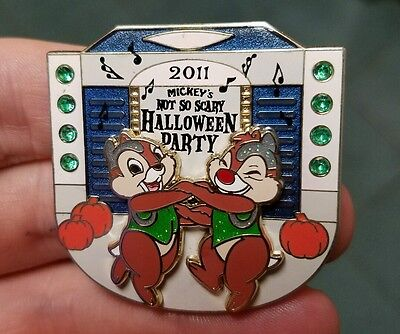 WDW - MNSSHP 2011 - Chip and Dale LE 3000 Disney Pin