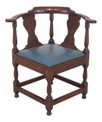 F45894EC: KITTINGER Colonial Williamsburg CW-136 Corner Chair