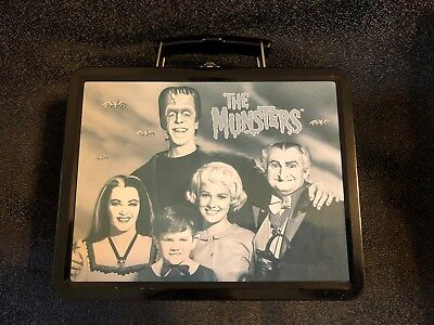 "Vintage "" The Munsters ""  Lunch  Box"
