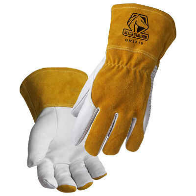 GM1510 WT Comfortable and High Dexterity MIG/TIG Gloves Size L