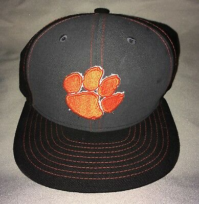 online store 57724 decad ... closeout clemson tigers new era 9fifty snapback hat 68fc5 3db55