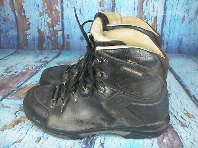 aa7620fc099 REI BROWN LEATHER Gore-Tex Hiking Boots Men's Size: 9.5 - Romanian Made