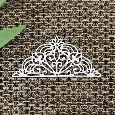 lace Design Metal Cutting Dies For DIY Scrapbooking Card Paper Album B 9H