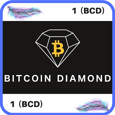 1 Bitcoin-Diamond (BCD) CRYPTO MINING-CONTRACT (1 BCD), Crypto Currency