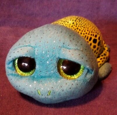 d8cd4105256 Ty Beanie Boos  PROTOTYPE  for Cara the Sea Turtle~SeaWorld~Mint Without