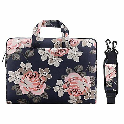 Mosiso Laptop Shoulder Bag for 13-13.3 Inch MacBook Pro MacBook Air Surface Book