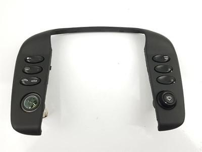 1997-2004 996 Porsche 911 RADIO FACIA SURROUND TRIM Black 99655223306