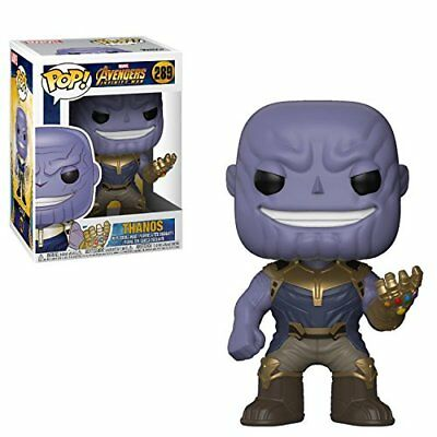 Marvel Avengers Infinity War Thanos POP Movies #289 Vinyl Figure FUNKO