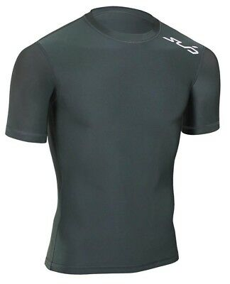 Sub Sports Cold Winter Mens Thermal Short Sleeve Compression Top