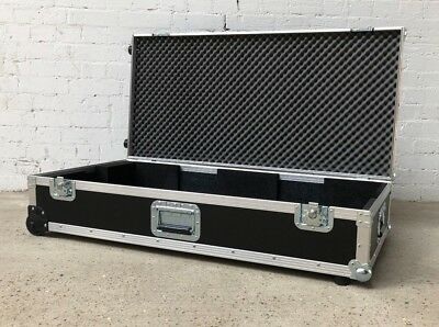 Moog Memory Custom Made Flight Case in Lightweight Material With Wheels