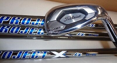 CUSTOM NEW TITLEIST Golf AP3 718 Irons, PROJECT X LZ 120g, STIFF (6 0),  3-PW, RH