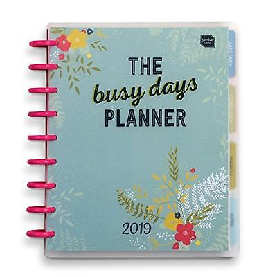 Agenda Busy Days Planner Boxclever Press. Ampio planner ad anelli con pagine men