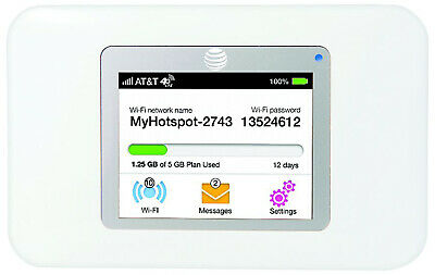 AT&T UNLIMITED DATA 4G Hotspot RV's Internet 3 Days FREE Trial LIFETIME Warranty