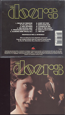 Elektra cd The Doors like new