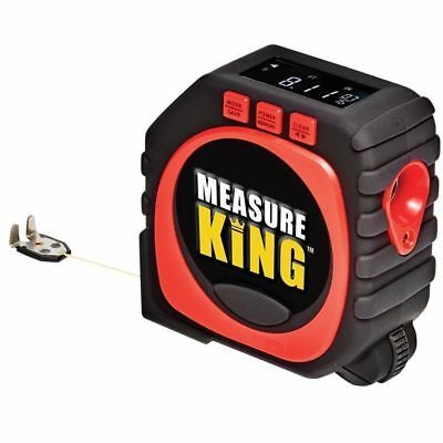 Metro Digitale Measure King 3 In 1 Nastro Laser Misura Rullo Corda Stringa