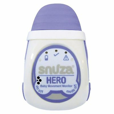 Snuza Hero Baby / Child / Kids Breathing / Movement Monitor Sensor