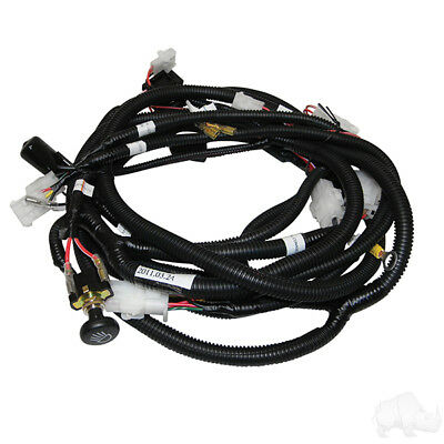 plug & play wire harness for yamaha g14-drive golf cart(r)