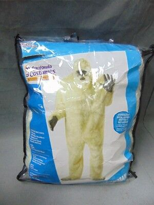 California Costumes Men's Abominable Snowman Costume One Size 44-46.