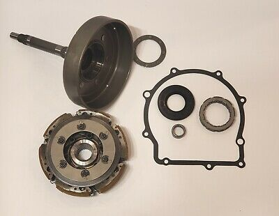 YAMAHA Grizzly 700 WET Clutch Carrier Assembly W// Gasket/&Bearing 2007-2015