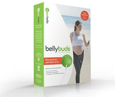 BellyBuds by WavHello Pregnancy Baby-Bump Headphones | Prenatal Bellyphones...