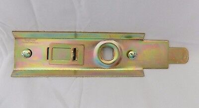 1 - Baton Security, Storage Unit Roll Up Doors Latch For Cylinder Lock, New