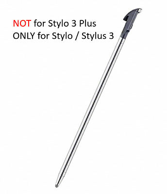 For LG Stylo 3 LS777 LCD Touch Screen Stylus Pen Replacement Part Color Gray New