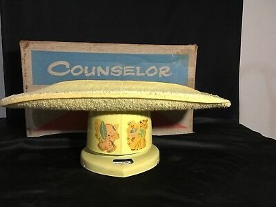 Vintage Counsler Baby Scale With Box (KS EST.)