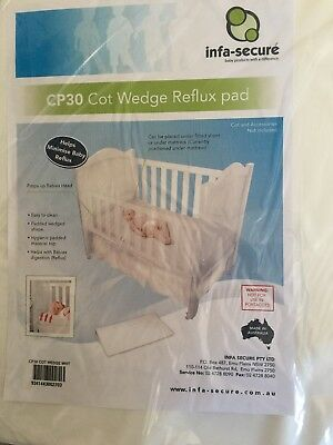 Infasecure CP30 Cot Wedge/Reflux Pad