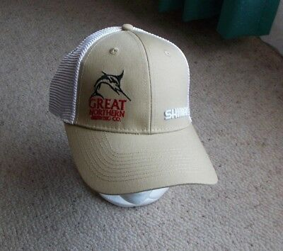 Great Northern Cap / Hat - New !!!!! Great To Go Fishing With