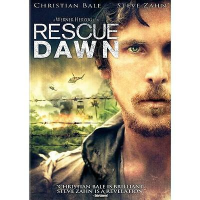 Rescue Dawn (DVD, 2009, Movie Cash) New, Sealed, - Fast Free S&H