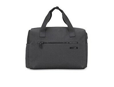 Pacsafe Intasafe Brief Anti-Theft Laptop Briefcase Bag Charcoal